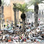 Krisis Timur Tengah : Maghribi negara baru sertai protes