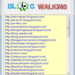 Software Percuma: Blogwalking Automatik