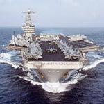 USS Enterprise & Kapal Perang Perancis mula menuju perairan Lebanon