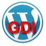 Membina WordPress Blog Dengan GDI