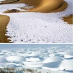 Padang Pasir Yang Menakjubkan Di Dunia