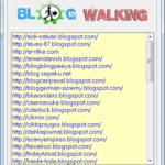 Software Percuma: Blogwalking Automatik