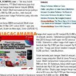 2 Syarikat Minyak Indonesia Berlumba-lumba Turunkan Harga Minyak