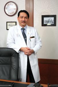 Dr. Noorhisham, Ketua Pengarah Kesihatan